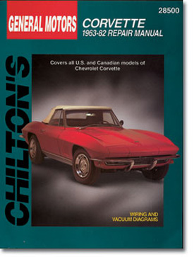 corvette repair service manuals rh acivette com 2000 corvette repair manual 2014 Corvette