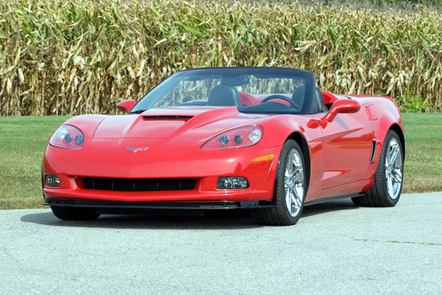 ACI WebStore - What's New - C6 Convertible / Coupe body kit